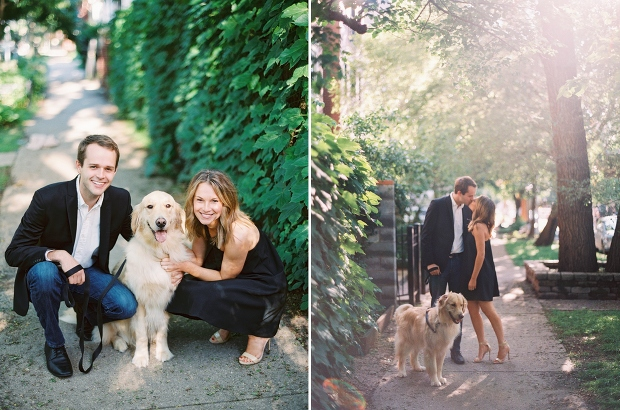 Chicago film engagement session by Britta Marie Photography_0002