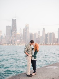 lincoln park and skyline engagement session_0026